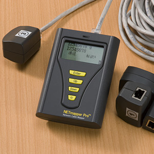 测试线缆-多功能网络测试仪NETmapper Pro